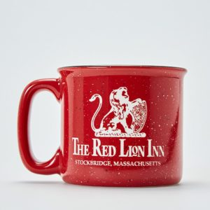 Red Lion Inn Red Soup Mug