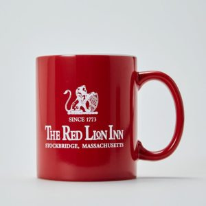 Red Lion Inn, Red Classic Mug